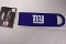 New York Giants Bottle Opener