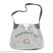 Chicago Bears NFL Team Hoodie Sling Tailgate Tote Bag Purse