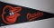 Baltimore Orioles Full Size Pennant