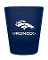 Denver Broncos NFL 2 oz Frosted Shot Glass