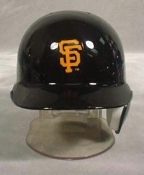 San Francisco Giants Mini Batting Helmet Riddell