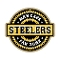 "Pittsburgh Steelers 9""x10"" Man Cave - Fan Zone Wood Sign"