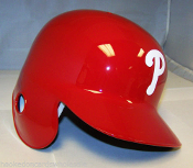 Philadelphia Phillies Full Size Batting Helmet Rawlings right