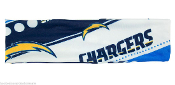 San Diego Chargers NFL Stretch Style Elastic Headband Hairband