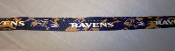 "Baltimore Ravens NFL Breakaway Lanyard Key Chain 36"" Long CAMO!"