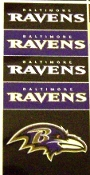 Baltimore Ravens NFL Superdana Bandana Multi-Purpose Headband