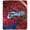"Cleveland Cavaliers 50""x60"" Plush Fleece Throw Blanket"