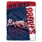 "Atlanta Braves 60""x80"" Plush Raschel Throw Blanket"