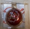"San Francisco 49ers 2 5/8"" Traditional Bulb Ornament"