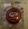 "Kansas City Chiefs 2 5/8"" Traditional Bulb Ornament"