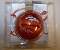 "Denver Broncos 2 5/8"" Traditional Bulb Ornament"
