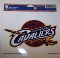 "Cleveland Cavs 5""x6"" Color Ultra Decal"