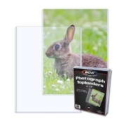 "6""x8"" Photo Topload Holders BCW Brand Pack (25)"
