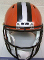 Cleveland Browns NFL Full Size Helmet Replica Riddell Speed
