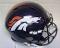 Denver Broncos NFL Full Size Helmet Replica Riddell Speed