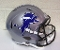 Detroit Lions NFL Full Size Helmet Replica Riddell Speed