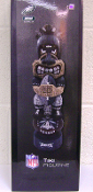 "Philadelphia Eagles NFL Team Tiki Totem Figurine 16"" Tall"