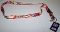 "Kansas City Chiefs NFL Breakaway Lanyard Key Chain 36"" Long CAMO"