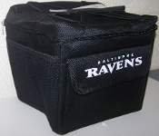 Baltimore Ravens Insulated Bungie 12 Pack Cooler
