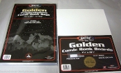 "7 5/8"" Golden Comic Bags & Boards BCW Brand (100 ea)"