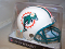 Miami Dolphins (97-2012) Throwback Mini Helmet Riddell