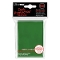 MTG Deck Protector Card Sleeves Green Ultra Pro Pack (50)