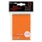 MTG Deck Protector Card Sleeves Orange Ultra Pro Pack (50)