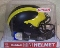 Michigan Wolverines Replica Speed Mini Helmet Riddell 2016 NEW!