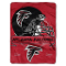"Atlanta Falcons 60""x80"" Plush Raschel Throw Blanket"