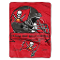 "Tampa Bay Buccaneers 60""x80"" Plush Throw Blanket"