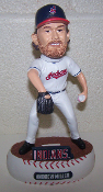 2018 Andrew Miller Cleveland Indians Bobblehead Doll
