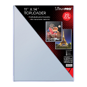 "11""x14"" Photo Topload Holders Ultra Pro Brand Pack (20)"