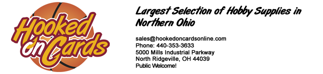 Hooked on Cards Online Warehouse