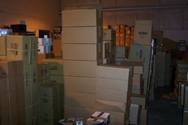 Picture of Hooked on Cards Warehouse